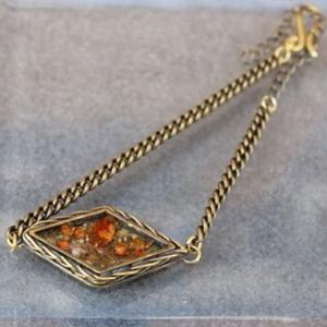 Herbarium  Bracelet  (BRASS)