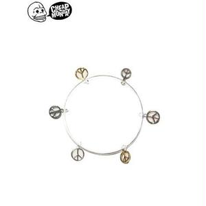 【CHEAP MONDAY】Peace bracelet