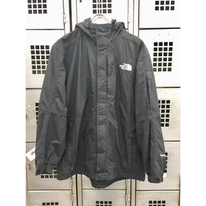 【THE NORTH FACE】USED MOUNTAIN PARKER (BLACK)