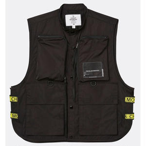 【 CHEAP MONDAY 】SERVICE TAPE VEST