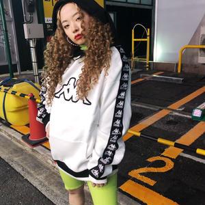 【CHARM'S】× KAPPA BANDA BIG LOGO HOODIE 1-10