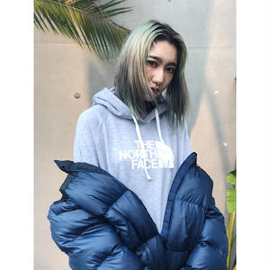 【THE NORTH FACE】LOGO HOODIE