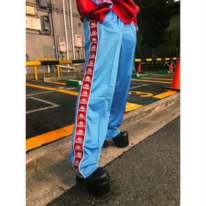 【CHARM'S】× KAPPA LOGO LINE JARSEY PANTS 2-6