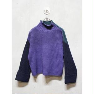 BYCOLOR 2WAY KNIT