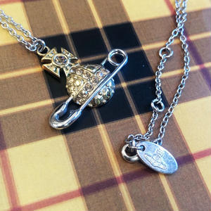 【Vivienne Westwood 】POLY NECKLACE