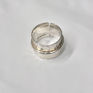 【Phismade】925 HAND DESIGN RING