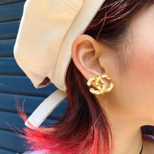 【VintageCHANEL】 EARRINGS