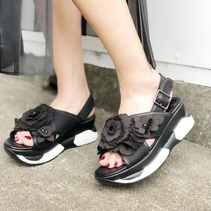 Flower Sports Sandal