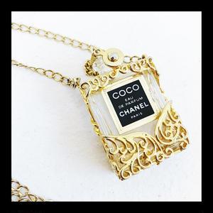 【vintage CHANEL】necklace