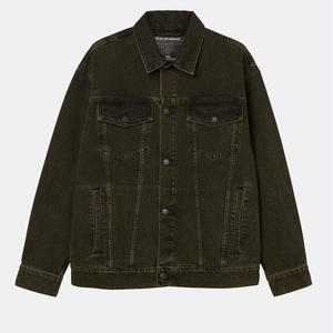 【 CHEAP MONDAY 】UP SIZE RECYCLED DENIM JACKET