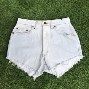 USED DENIM SHORT PANTS