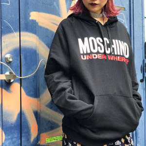 【MOSCHINO】MAN WHERE HOODIE