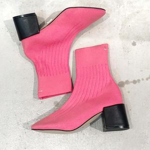 NEON SOCKS BOOTS