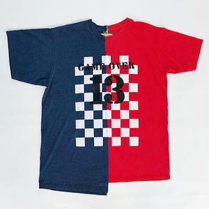 【 GAME OVER 】HALF T-SHIRT