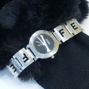 【Vintage FENDI】STAINLESS WATCH