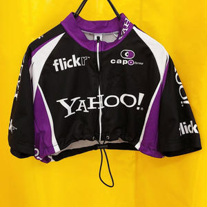 REMAKE CYCLE TOPS PURPLE