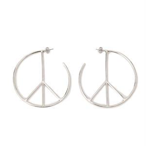 【CHEAP MONDAY】Peace earrings
