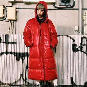【 CHEAP MONDAY 】SLEEPING CM PUFFER COAT