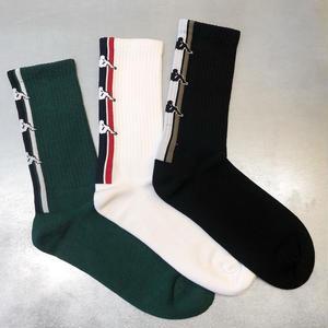 【Kappa  BANDA】high socks