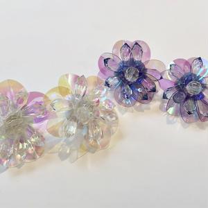 Spangle  Big Flower  Piercing