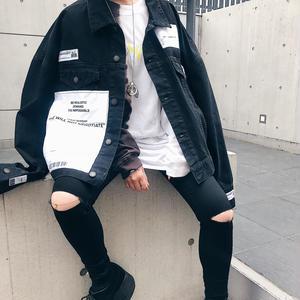 【CHEAP MONDAY】Revolt Jacket Black Label