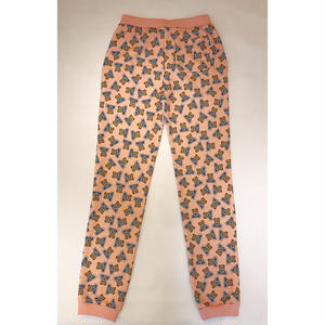 【MOSCHINO】BEAR GARA PANTS