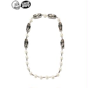 【CHEAP MONDAY】Ballchain necklace