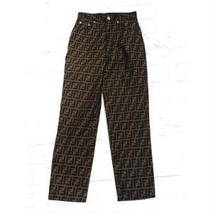 【Vintage FENDI】ZUCCA PANTS