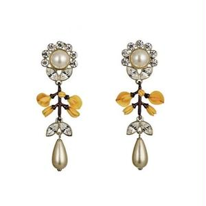 【kloset】Wisteria Princess Earrings