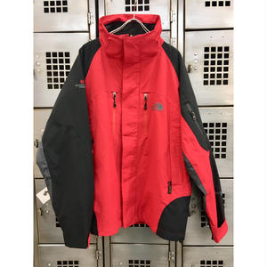 【THE NORTH FACE】USED MOUNTAIN PARKER (RED)