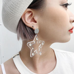 【clear motif pierce】