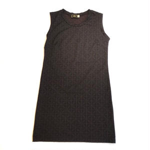 【Vintage FENDI】ZUCCA DRESS