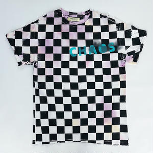 【GAME OVER】FLAG CHECK T-SHIRT