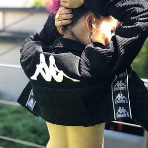 【CHARM'S】×KAPPA CORDUROY JACKET