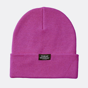 【 CHEAP MONDAY 】CHEAP BEANIE