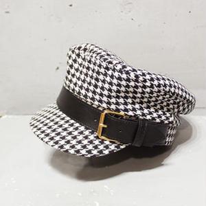 PATTERN BELT MARIN CAP