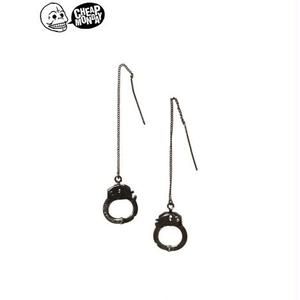 【CHEAP MONDAY】Trapped  earrings