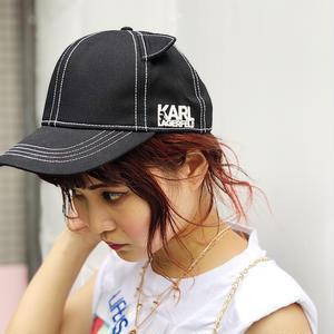 【Karl Lagerfeld】 EAR CAP