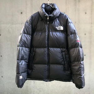 【THE NORTH FACE】USED DOWN - BLACK -