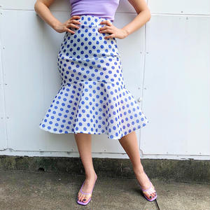 DOT MERMAID SKIRT