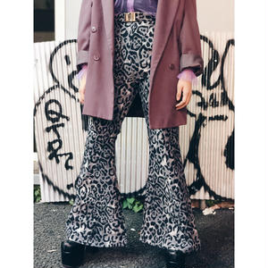 LEOPARD BELLBOTTOM