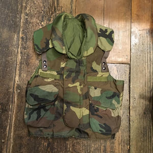 [ USED]military body armor ベスト