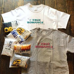 "[CHEAP TIME$] PackTee ""TRUE ROMANCE"""