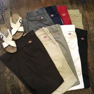 [USED] OLD Dickies !!  made in USA