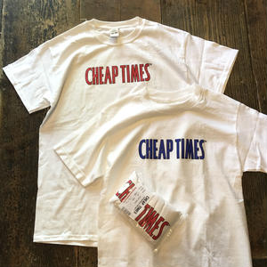 [CHEAP TIME$] HIGH TIMES ロゴ Tee