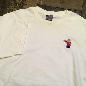 [USED] くまの宅配PIZZA Tee