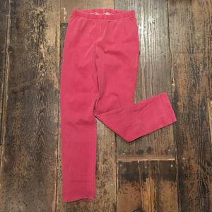 [USED] かわいい stretch 赤パンツ