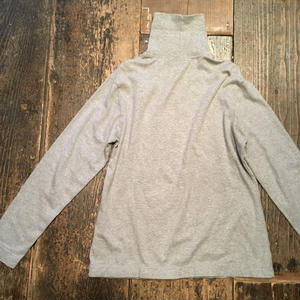 [USED] タートルネック ロンTee  XL-size