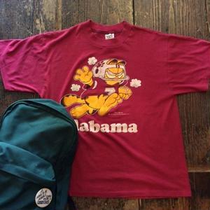 [USED] 1978's ガーフィールドTシャツ