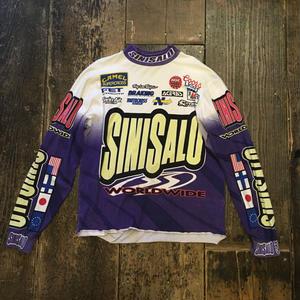 [USED]motocross プリントTシャツ